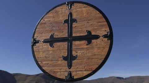 Medieval Round Shield