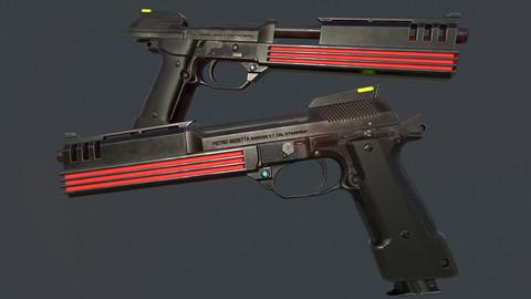 "Auto 9 ""Robocop"" & Beretta M93R ""Raffica"""