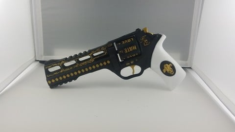 Harley Quinn handgun - Suicide Squad