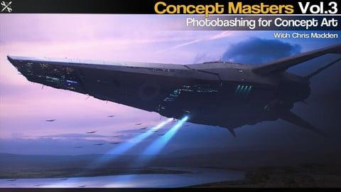 Concept Masters Vol.3