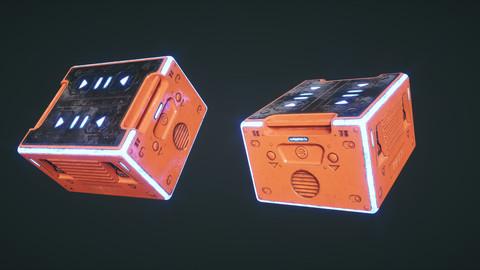 Sci Fi Box Tool