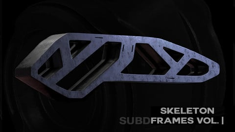 +22 Structural Frames Vol 1 SUBD