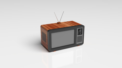 Television - Old Model