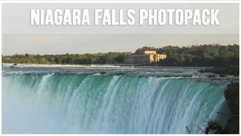 Niagara Falls Photopack