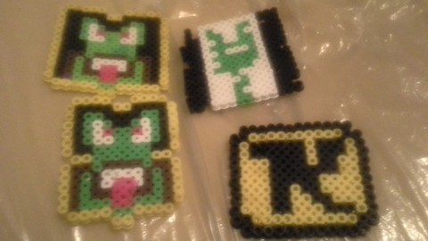 Small Perler beads