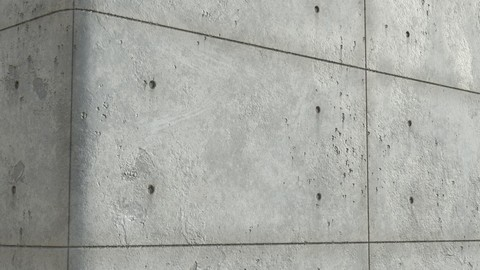Concrete Wall Panels Substance .sbs .sbsar