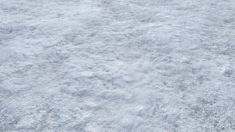 Snow PBR Substance