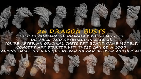 Dragon Set 1
