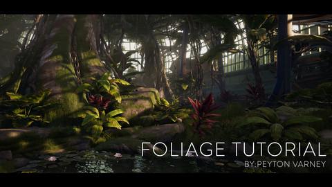 Protégé Foliage Tutorial