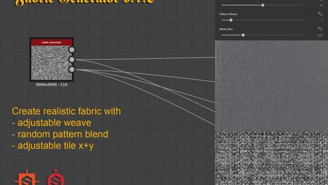 Fabric Generator Substance
