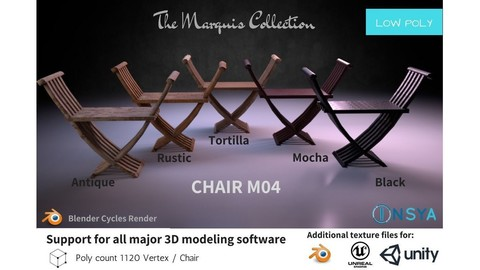 Chair M04 - The Marquis Collection