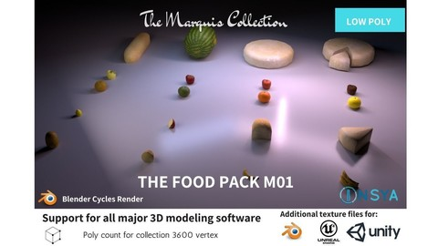 The Food Pack - The Marquis Collection