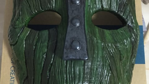 The Mask 3D print
