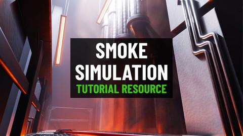 Smoke Simulation (Tutorial Resource)