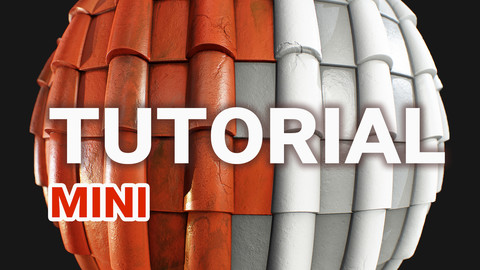 Interlocking Roof Tile Tutorial