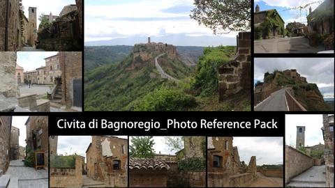 Photo Reference pack _ Civita