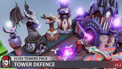 Elves Towers Pack