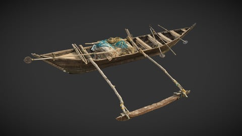 Indian Fishing Boat