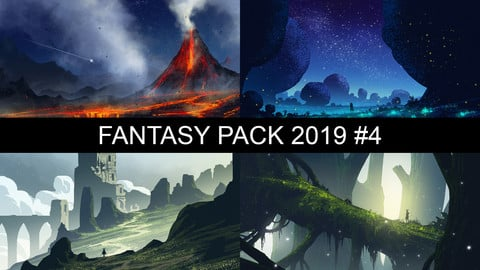 Fantasy Pack 2019 #4