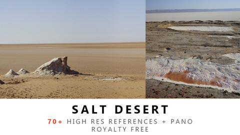 Salt Desert Texture Pack