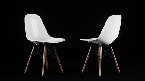 [UE4] Bryan Wood Chair model