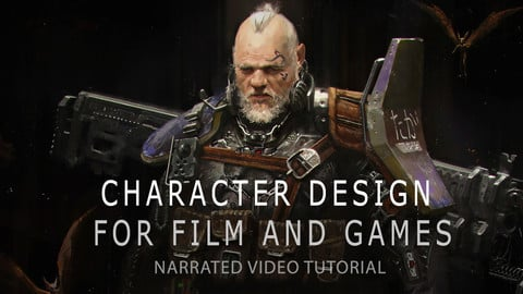 Character Design for Film and Games