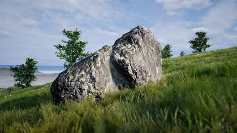 Photoscan Study - Unreal Engine 4