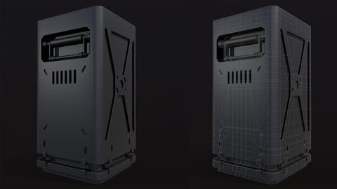 Sci-fi boxes