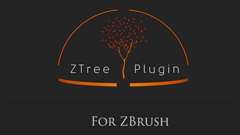 ZTree - ZBrush Plugin