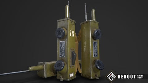 WW2 BC-Radio 611