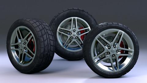 Tire Triple Pack