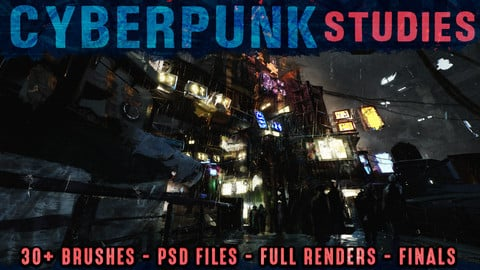 Cyberpunk Studies Pack