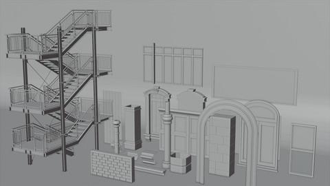 modular building piece