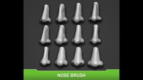 Nose Brush