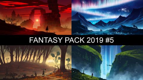 Fantasy Pack 2019 #5