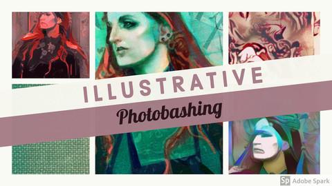Illustrative Photobashing: PSD File