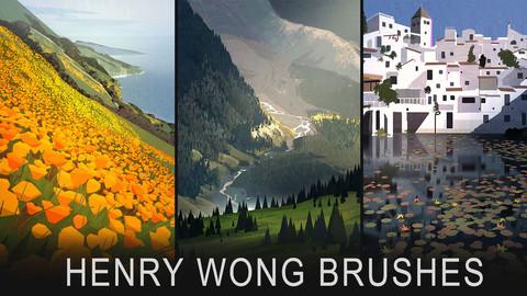 Henry Wong's Brushes