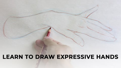 Learn To Draw Expressive Hands