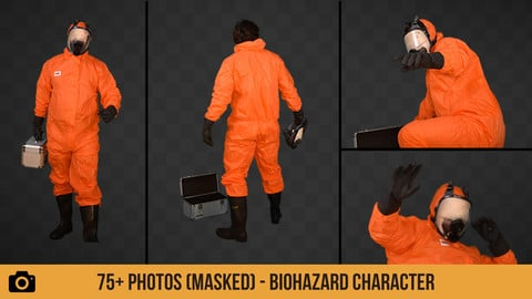 Biohazard Kit - 75+ Photos (masked)