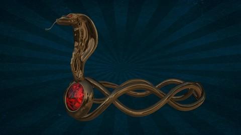 WEAR-011 Snake Crown