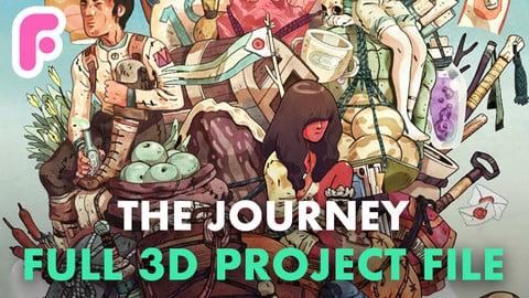 The Journey   Full 3D Project File
