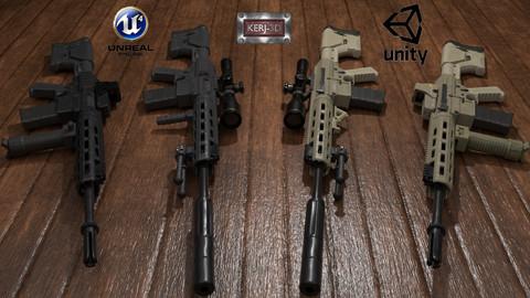 Semi-Automatic Sniper Package
