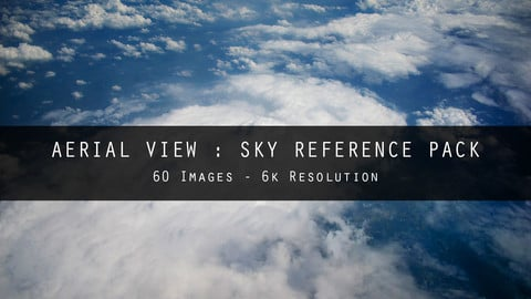 Aerial View : Sky Reference Pack