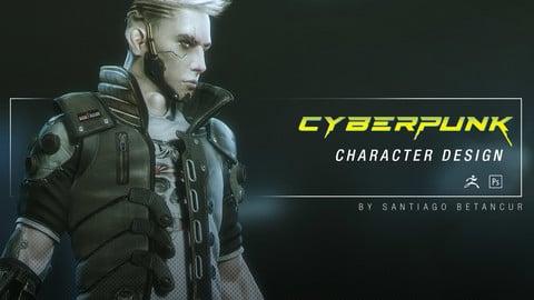 Cyberpunk - Character Design