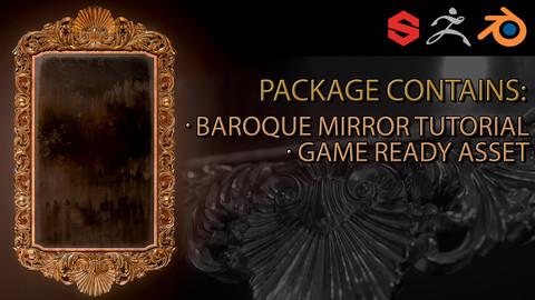 QUICKTUTS - Baroque Mirror