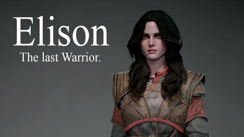 Elison the last Warrior