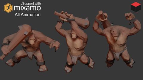 Ogre Character