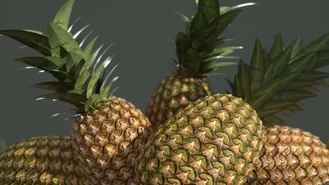 Pineapple Skin Material