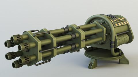 Machine Gun CIZ