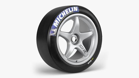 Michelin Slick OZ Combo